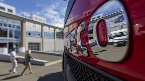 Idén az árbevétel enyhe csökkenésére számít az Iveco Magyarországon