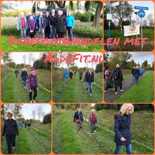 Barefootwandelen Almere, Aldefit.nl
