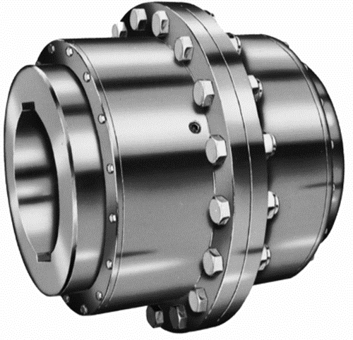 Large Gear Coupling - by Lovejoy, Inc.