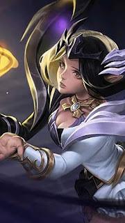 Lunox Twilight Goddess Heroes Mage of Skins V1