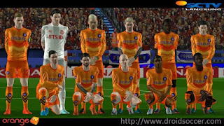 Download FTS Mod PES 2018 by ARJUNA_AM Apk + Data Obb