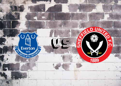 Everton vs Sheffield United  Resumen