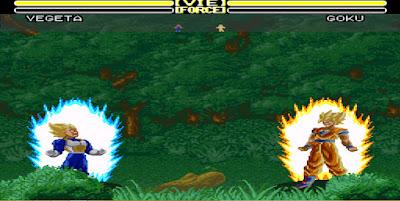 Dragon Ball Z: La Legende Saien [Traducido al ingles] - Captura 2