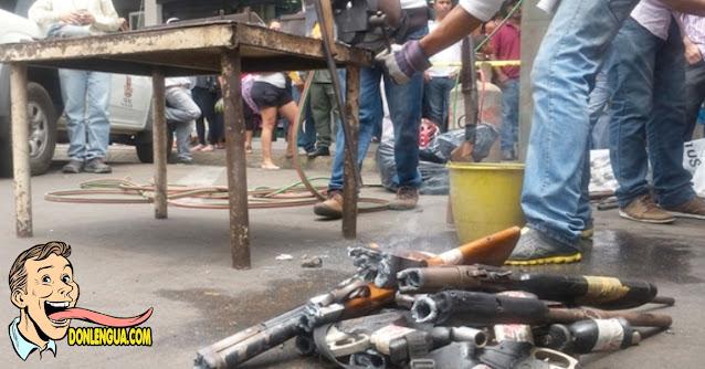 Joven de 16 años se disparó en su cara mientras limpiba su arma en Anzoátegui