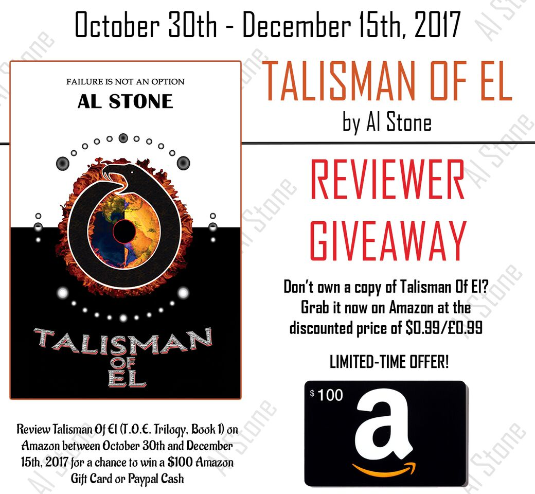 Enter here to win Amazon Gift Certificate