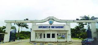 uniport awaiting result