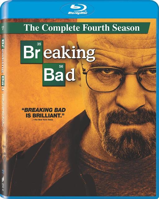 Breaking Bad – Temporada 4 [3xBD25] *Con Audio Latino