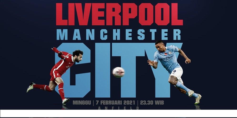 Liverpool Dibantai Manchester City Dikandangnya Sendiri Dalam Lanjutan Liga Inggris