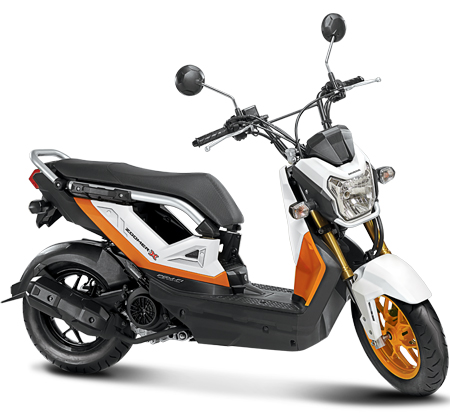 New Honda Zoomer-X Specifications and Price