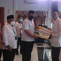 Baznas Kota Tegal Salurkan Bantuan Catur Wulan III Kepada Para Mustahik