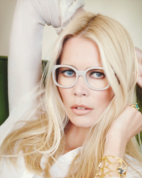 Claudia Schiffer Model Jerman Paling Cantik dan Terseksi