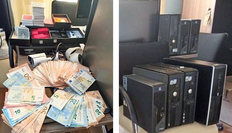 Αλεξανδρούπολη: Εντοπίστηκε κατάστημα με παράνομα τυχερά παιχνίδια που λειτουργούσε εν μέσω καραντίνας