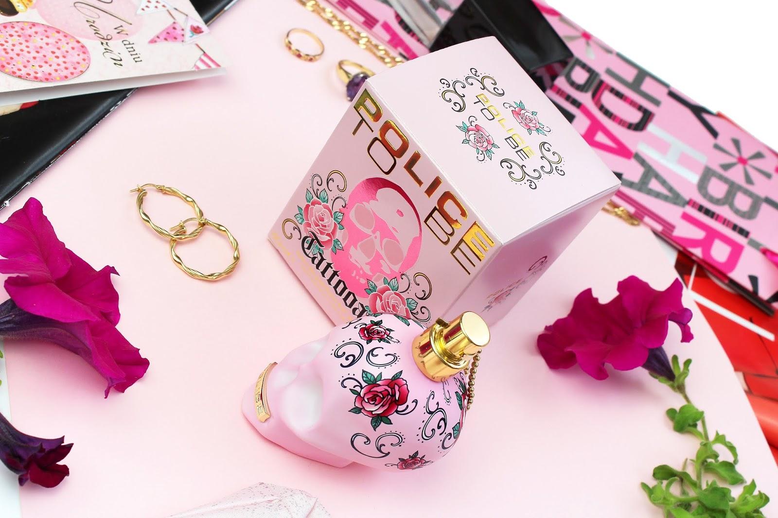 Police, To Be Tattooart - Woda perfumowana dla kobiet i dezodorant Natural Spray