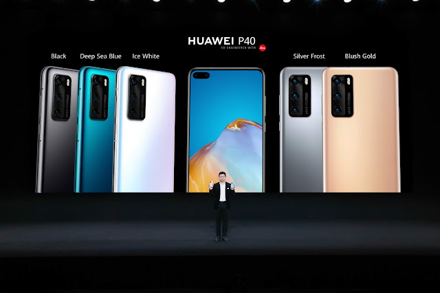 @HuaweiZA #P40Series Marks the Age of #VisionaryPhotography #HUAWEIP40