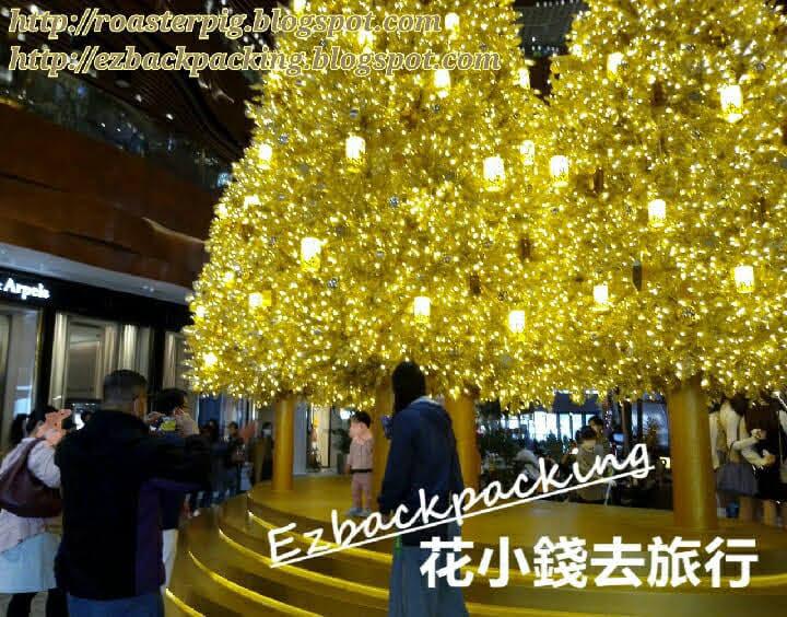 K11 Musea 聖誕燈飾2020