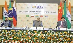 7th BRICS Labour & Employment Ministers' Meeting