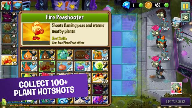 Download Plants Vs Zombies 2 Apk News Updated