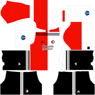 Feyenoord 2021 Dream League Soccer 2019 first touch soccer dls fts kits and logo url, Feyenoord dls fts dream league soccer new kits logo url,dls fts logo 2021, premier league dls 2019 kits Feyenoord