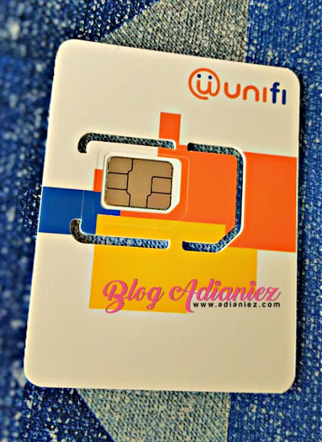 Pek Jasa Unifi Mobile | RM59.90 sebulan sehingga 31.12.2019