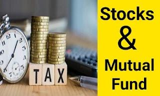 STCG, LTCG, STT Tax 2019