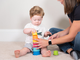 Nesting cup, montessori