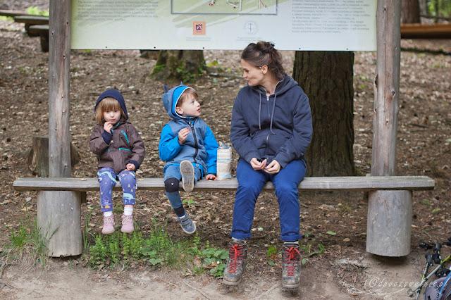 trakking, wędrowanie po górach z dziećmi