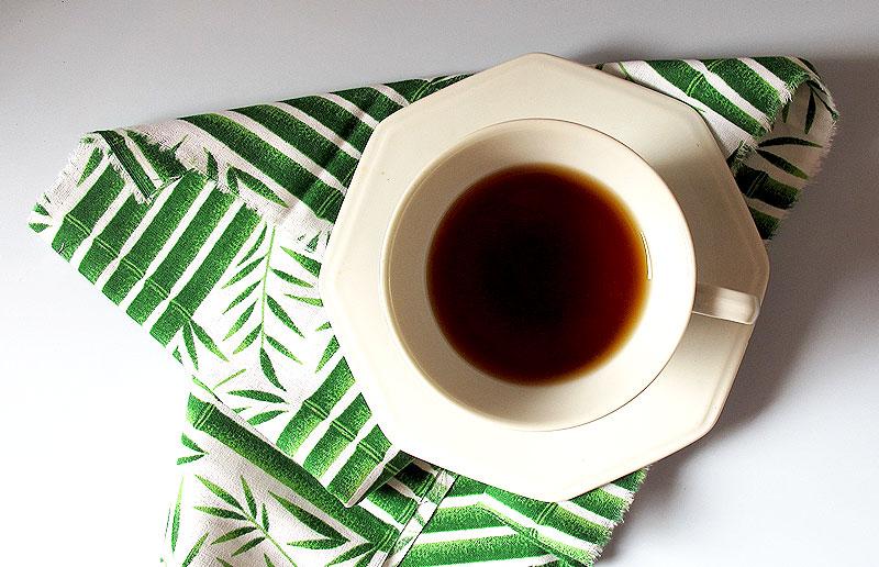 Chá fica melhor ainda quando plantado em casa!