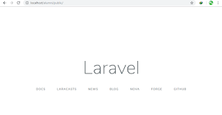Cara Mudah Install Laravel 5 Edisi 2019 di Windows