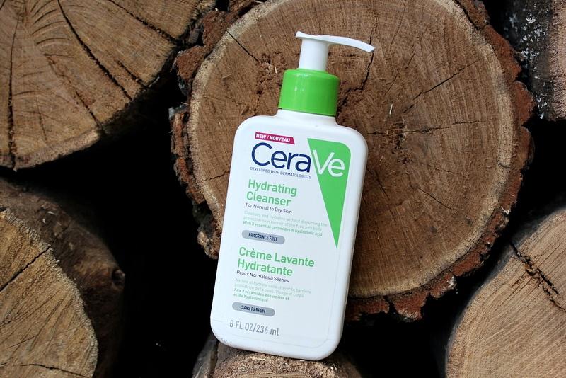 Увлажняющий очищающий крем-гель CeraVe Hydrating Facial Cleanser / обзор, отзывы