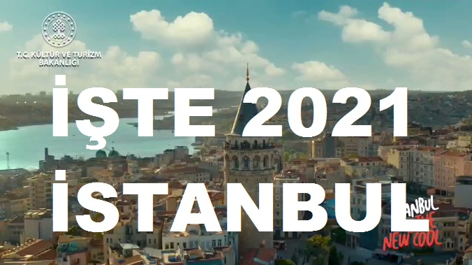 Kültür ve Turizm Bakanından İstanbul Videosu