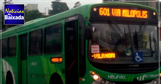 Detro intervém nas linhas de ônibus da empresa Alto Minho em Nilópolis, Mesquita, Nova Iguaçu e Belford Roxo