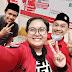 Kenangan Ratu Eka Bkj Di Ulang Tahun Partai PSI Ke 6, Dukung Wujudkan Trenggalek Meroket!