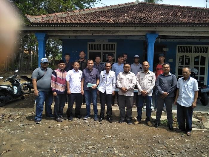 PWI Kabupaten Tulang Bawang Barat Menerima Kunjungan KPU Tubaba