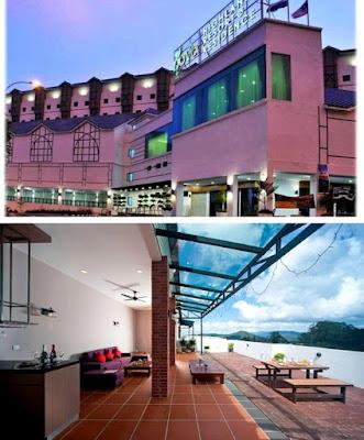Nova hotel cameron highland fasiliti