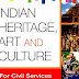 Indian Heritage Art & Culture pdf Book by Madhukar Kumar Bhagat for Civil Services Exams