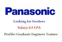 Panasonic-off-campus-freshers
