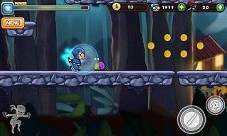 game ninja loan thi cho ios