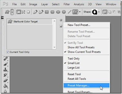 photoshop preset manager load custom shapes_th