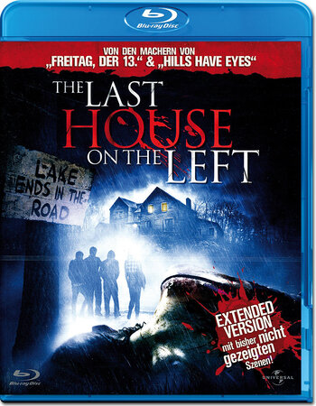The Last House On The Left (2009) Dual Audio Hindi 720p BluRay ESubs Movie Download