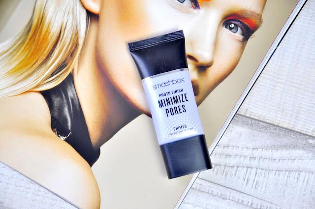 baza wygładzająca pod makijaż smashbox photo finish minimize pores