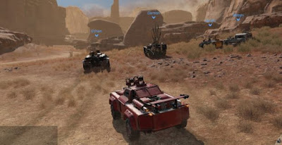 crossout game play
