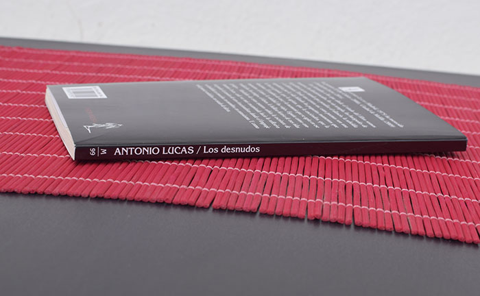 Antonio Lucas en Bestia Lectora
