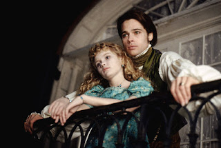 interview with the vampire the vampire chronicles-kirsten dunst-brad pitt