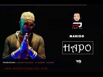AUDIO | RJ THE DJ Ft Marioo - HAPO | Download Mp3