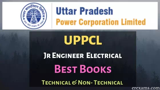Best Books for UPPCL JE Electrical Engineering (EE) Exam 2019