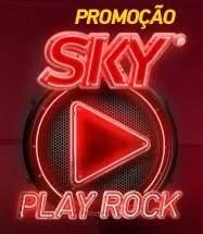 Cadastrar Promoção Sky Play Rock 5 Mil Prêmios Exclusivos