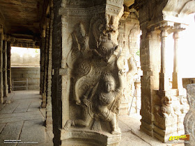 Lepakshi Veerabhadra Swamy Temple - Trayaan