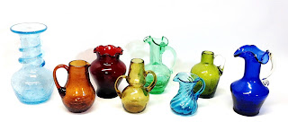 eye candy vintage art glass