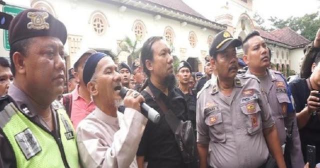 Suasana Usai Sidang Sugi Nur Ricuh Gara-gara Teriakan PKI