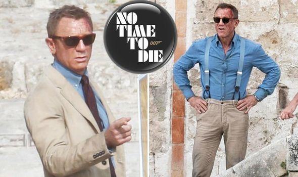 "Daniel Craig ""No time to Die"" James Bond 007"